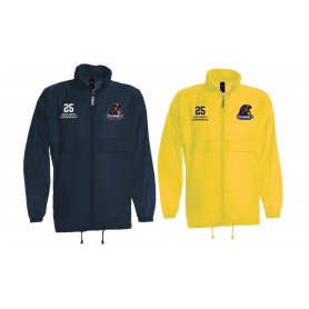 Lincoln Colonials - Custom Lightweight Rain Jacket