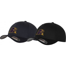 Lincoln Colonials - Embroidered Flex Fit Cap