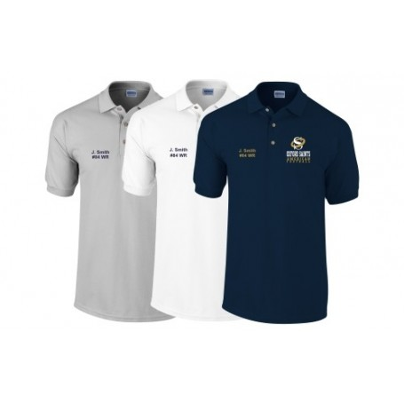 Oxford Saints - Custom Embroidered Polo Shirt