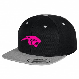 Oxford Brookes Panthers - Embroidered Logo 2 Tone Snapback