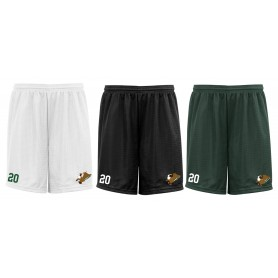 Leeds Gryphons - Custom Embroidered Mesh Shorts
