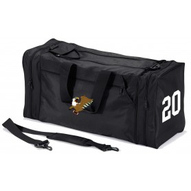 Leeds Gryphons - Custom Embroidered & Printed Kit Bag