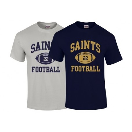 Oxford Saints - Kids Custom Ball Logo T-Shirt 1