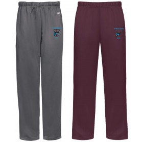 Burnley Tornados - Embroidered Badger Open Bottom Joggers