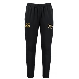 Clyde Valley Hawks - Customised Embroidered Zipped Pocketed Slim Fit Track Trousers