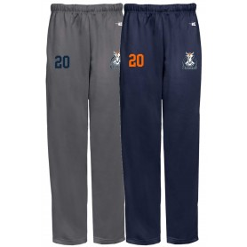 Grangemouth Broncos - Custom Embroidered Badger Open Bottom Joggers