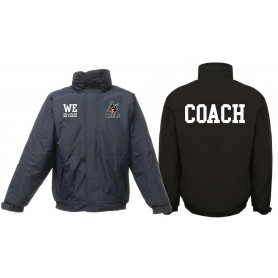 Keele Crusaders - Coaches Heavyweight Dover Rain Jacket
