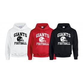 North East Giants - Custom Helmet Hoodie