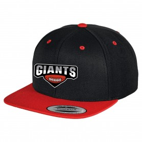 North East Giants - Embroidered Two Tone Snapback