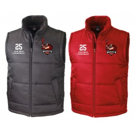 North East Giants - Embroidered Body Warmer