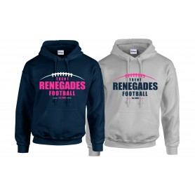 Trent Renegades - Laces Logo Hoodie
