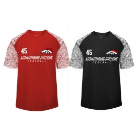 Aschaffenburg Stallions - Printed Blend Performance T Shirt