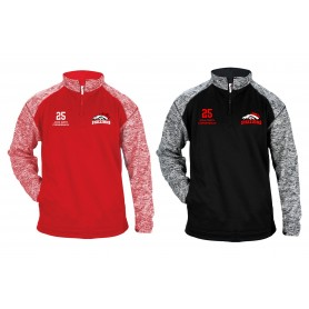 Aschaffenburg Stallions - Customised Embroidered Tonal Blend Sport 1/4 Zip