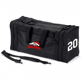 Aschaffenburg Stallions - Custom Embroidered And Printed Kit Bag