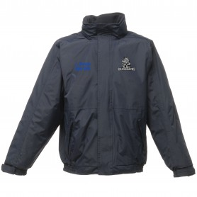 Embroidered Heavyweight Dover Rain Jacket
