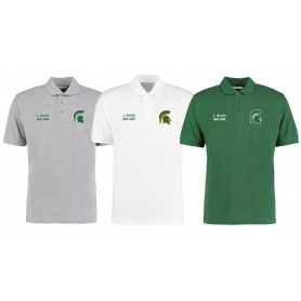 Shape Spartans - Custom Embroidered Polo Shirt Shirt
