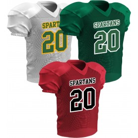 Shape Spartans - Custom Practice Jersey