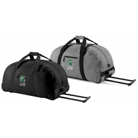 Shape Spartans - Custom Embroidered Wheelie Holdall