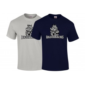 Razorbacks - Text Logo T-Shirt