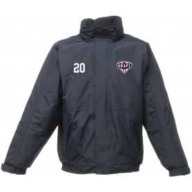 UKAFL - Customised Embroidered Heavyweight Dover Rain Jacket
