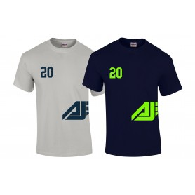 Antrim Jets - Custom Side Logo T Shirt