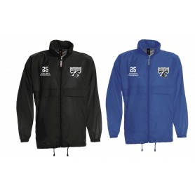 Crewe Railroaders - Lightweight College Rain Jacket