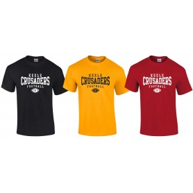 Keele Crusaders - Custom Ball 2 T Shirt