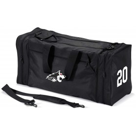 Warwick wolves - Custom Embroidered And Print Kit Bag