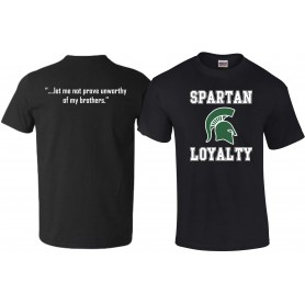 Shape Spartans - Spartan Loyalty T Shirt