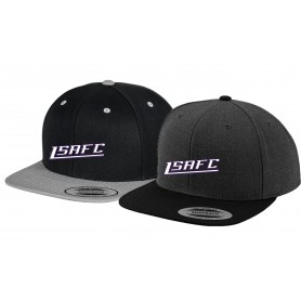 LSAFC Coaches - Embroidered Logo 2 Tone Snapback