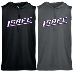 LSAFC Coaches - B Core Sleeveless Hoodie