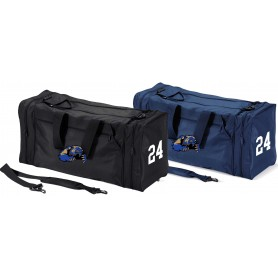 Heriot Watt Wolverines - Kit Bag