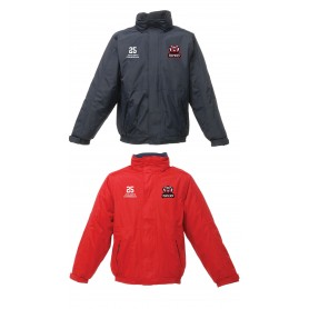 Weston Supers - Embroidered Heavyweight Dover Rain Jacket