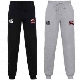 Weston Supers - Embroidered Cuff Joggers
