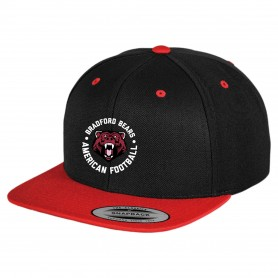 Bradford Bears - Embroidered Logo 2 Tone Snapback