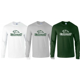Edinburgh Predators - Full Logo Long Sleeve T Shirt