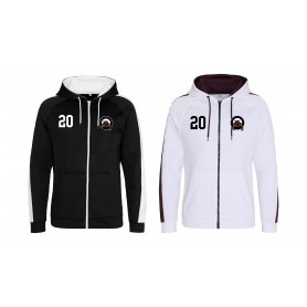 Westmeath Minotaurs - Embroidered Sports Performance Zip Hoodie