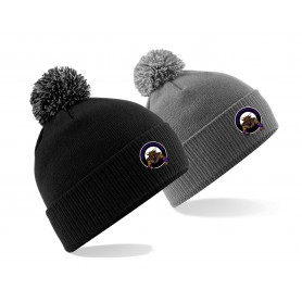 Westmeath Minotaurs - Embroidered Bobble Hat