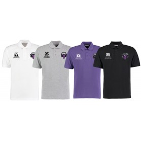 Yorkshire Academy Rams - Custom Embroidered Polo Shirt