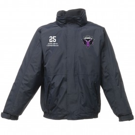 Yorkshire Academy Rams - Custom Embroidered Heavyweight Dover Rain Jacket