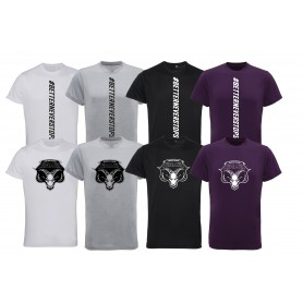 Yorkshire Academy Rams - Full Logo With Hashtag Performance T Shirt