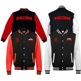 Aschaffenburg Stallions - Custom Embroidered Varsity Jacket