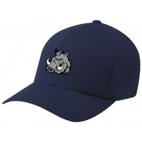 Razorbacks - Embroidered Flex-Fit Cap