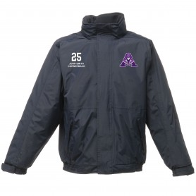 Yorkshire Academy Assassins - Custom Embroidered Heavyweight Dover Rain Jacket