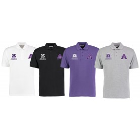 Yorkshire Academy Assassins - Custom Embroidered Polo Shirt