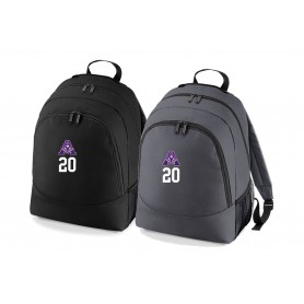 Yorkshire Academy Assassins - Custom Embroidered Backpack