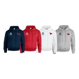 Kent Falcons - Custom Embroidered Hoodie