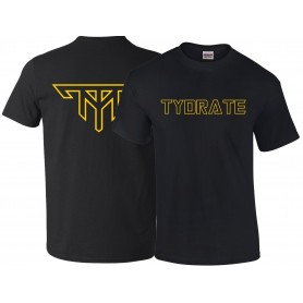 Manchester Tyrants - Tydrate Logo T Shirt