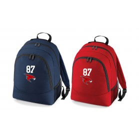 Kent Falcons - Customised Embroidered Backpack