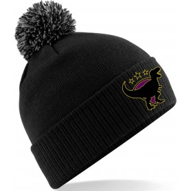 Manchester Tyrants - Embroidered Bobble Hat